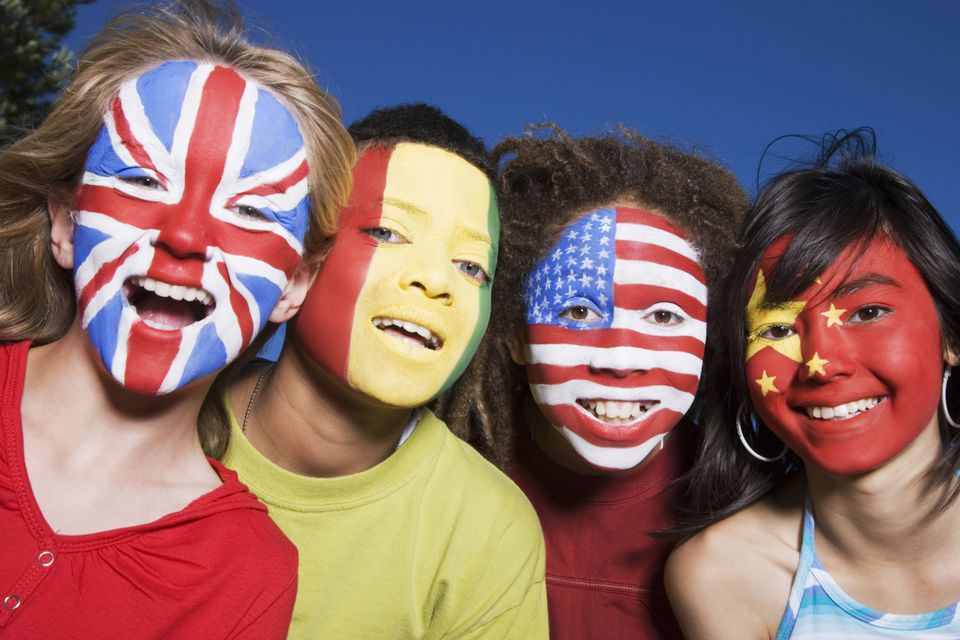Exploring different cultures with kids
