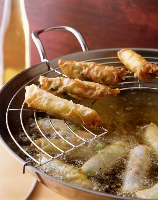 Chinese deep-fry food recipes and tips