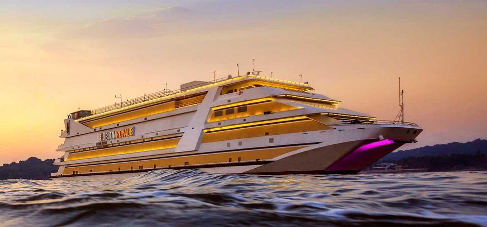Deltin Royale floating casino