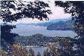 Lake Nahuel Huapi from Bariloche