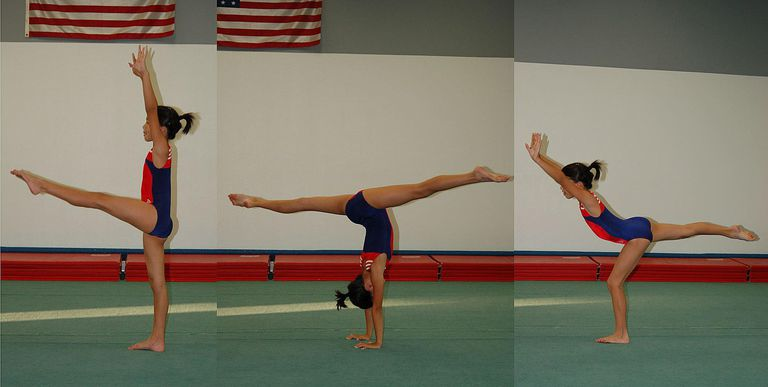 How to Do a Back Handspring - wikiHow