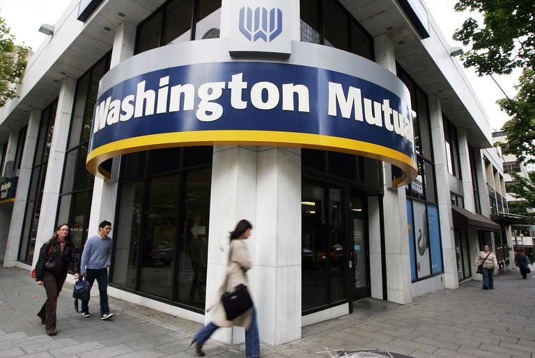 FDIC Seizes Washington Mutual, Sells Assets To JP Morgan Chase