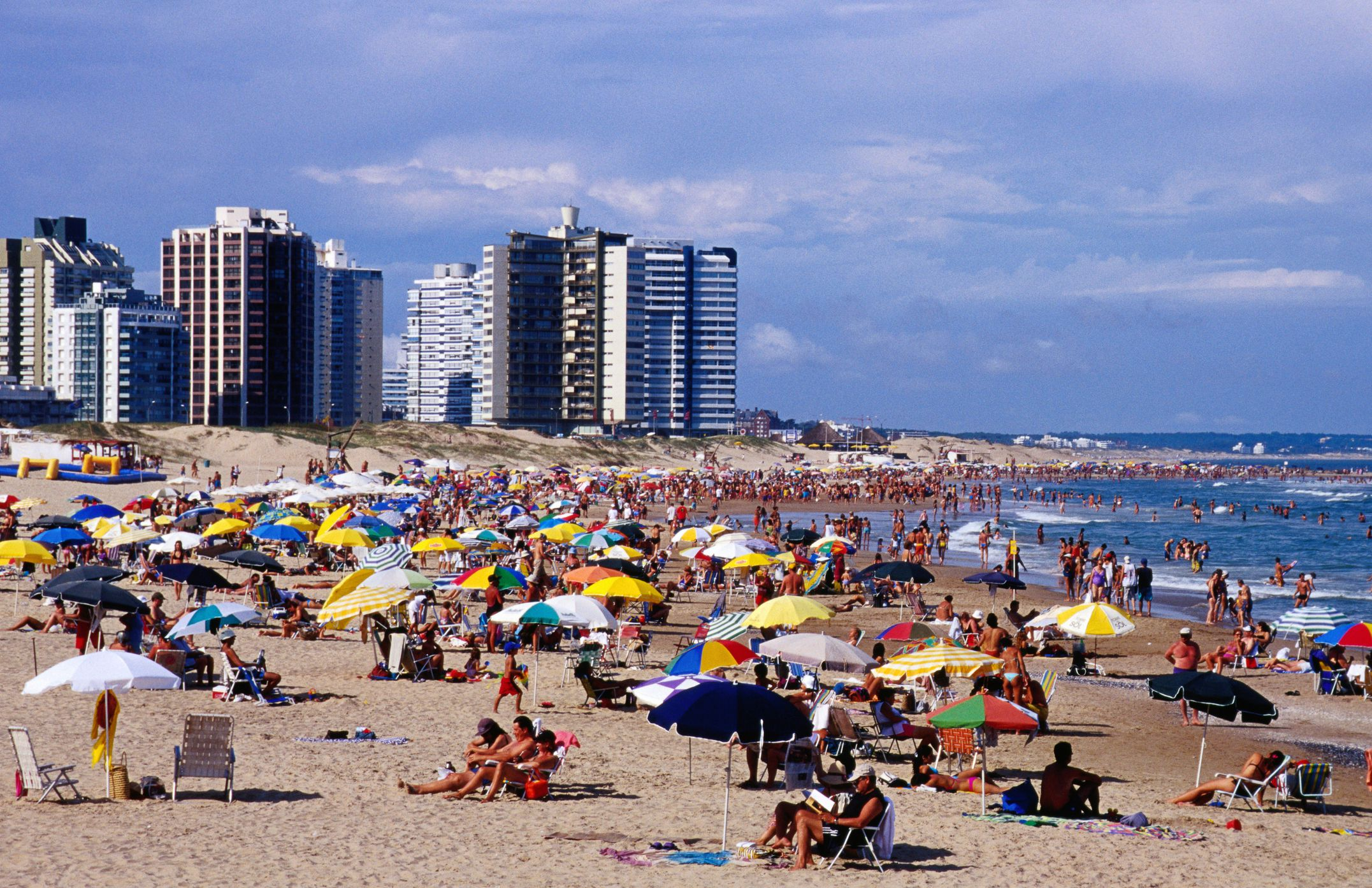 Playa Mansa de Punta del Este, Uruguay   Outdoor, Beach, Water