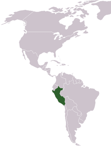 Where In The World Is Peru Located - Where is peru