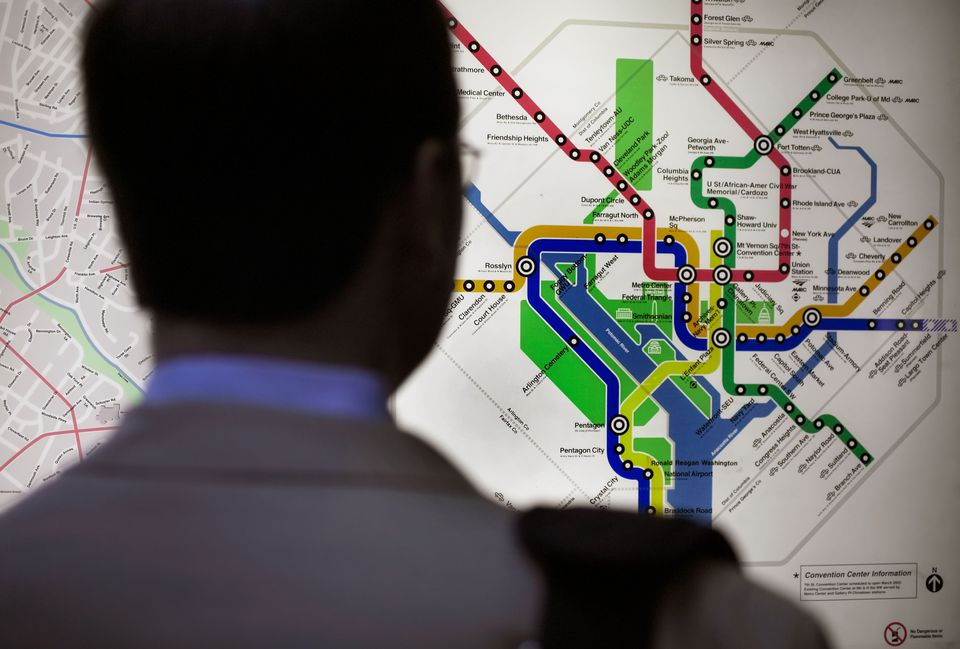 Best 5 Metro Stations for Sightseeing in Washington DC