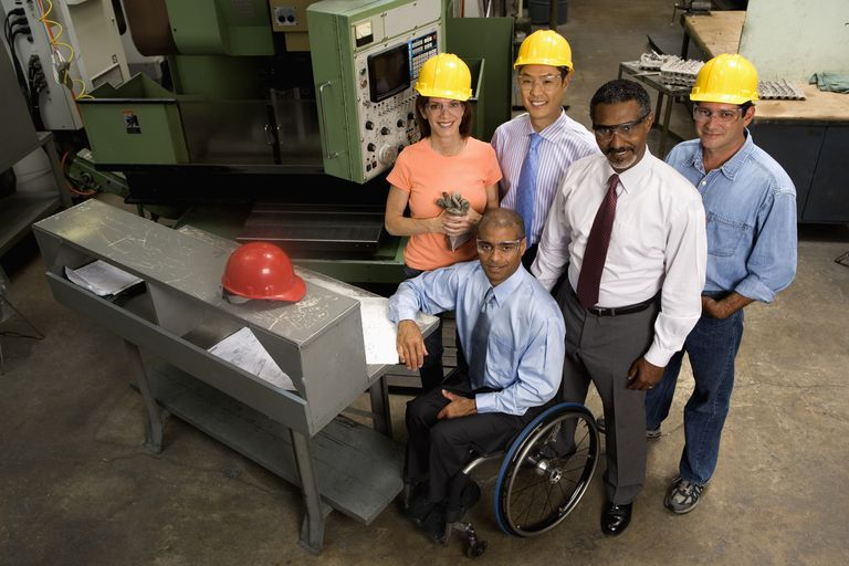 Laws protect workers from disability discrimination