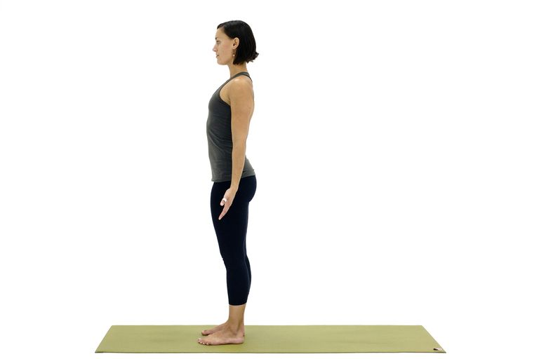 Mountain Pose - Tadasana