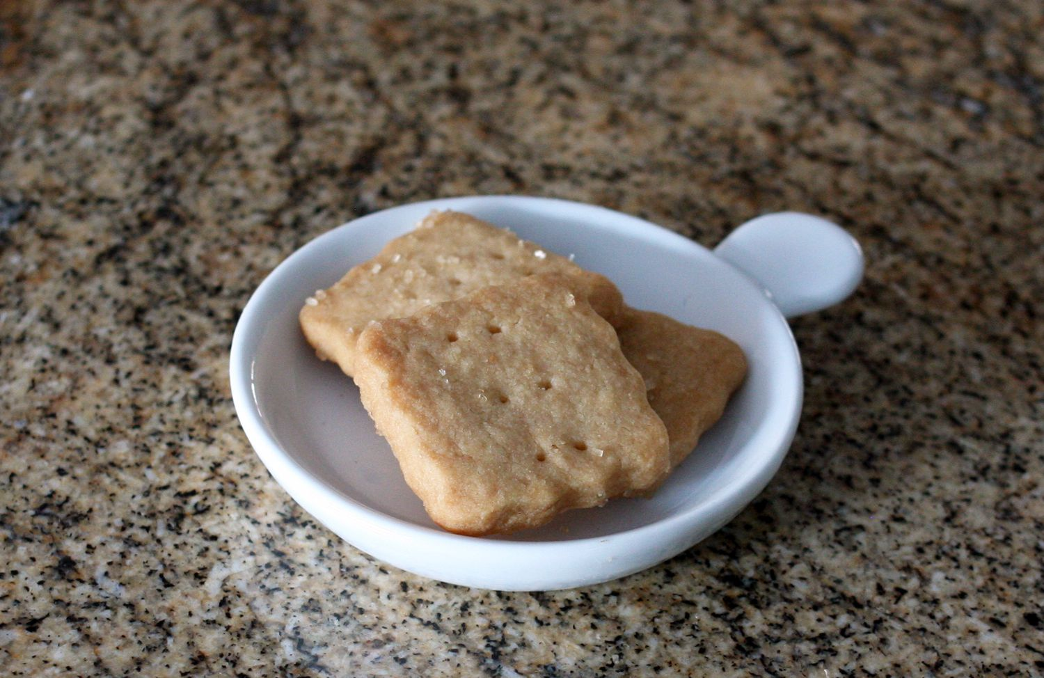 Homemade Brown Sugar Shortbread Recipe