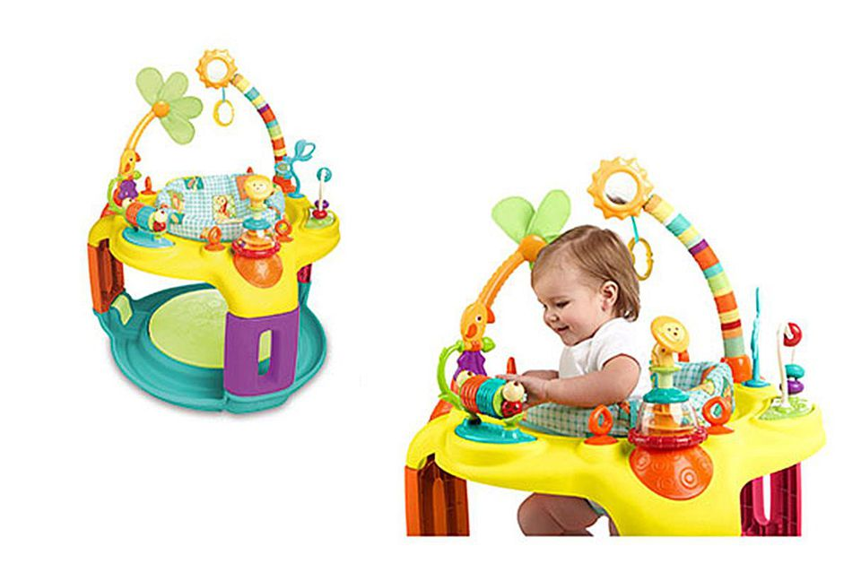 Bright Starts Bounce-A-Round Activity Center
