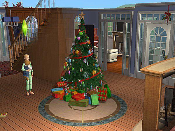christmas tree - Santa And Christmas 2
