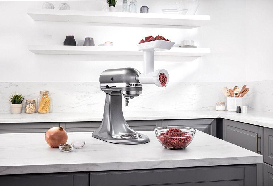 Kitchenaide food grinder