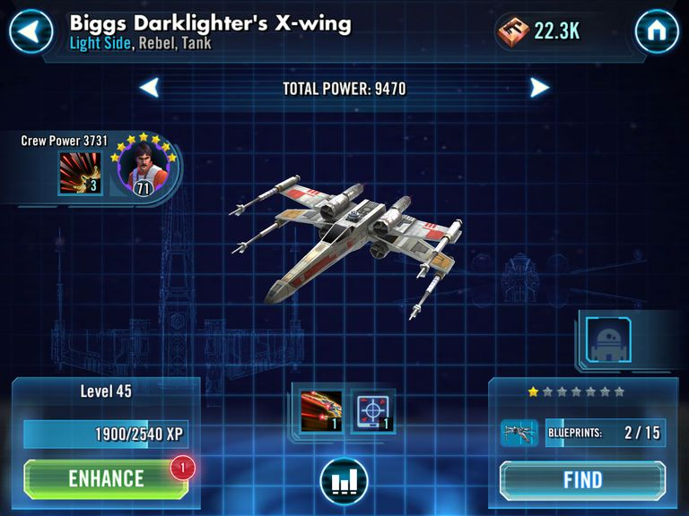 Star Wars Galaxy of Heroes Ships Guide - Crew