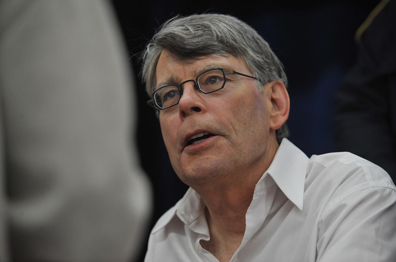 Stephen King Movies and TV Shows Stephen King