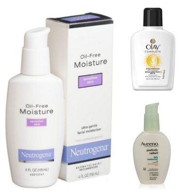 Best over the counter facial products