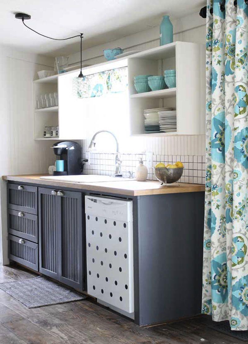 Thrift Shop Kitchen Cabinets