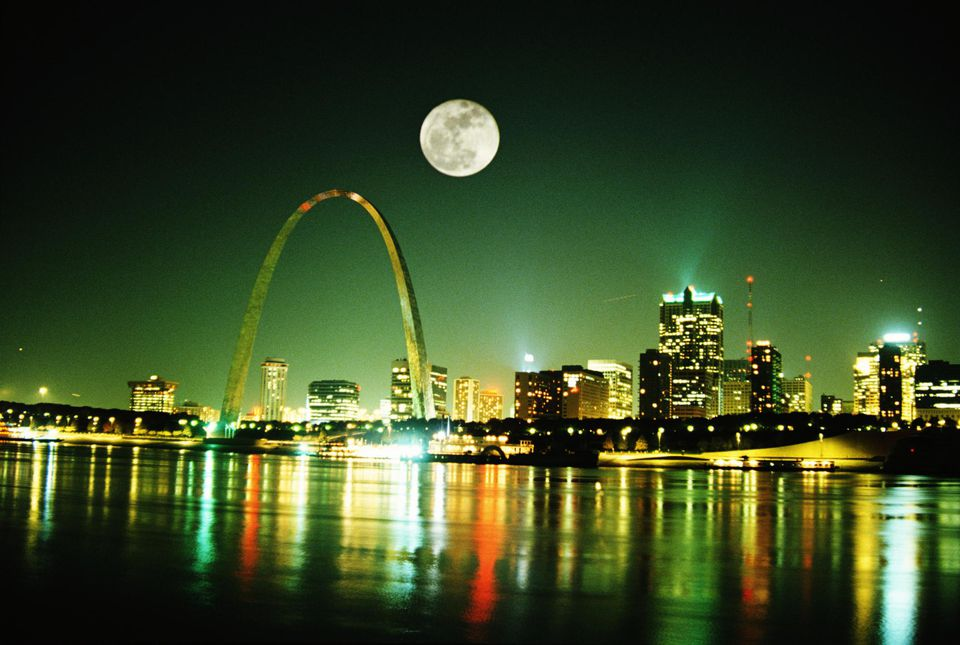 Skyline - St. Louis, Missouri