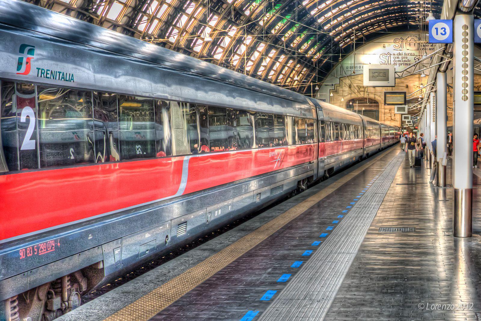 Italy Train Travel Italian Railroads Guide