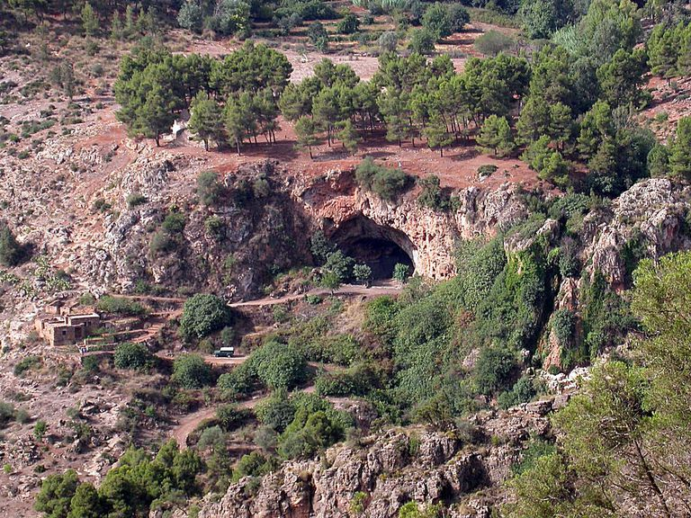 Grotte des Pigeons, Morocco