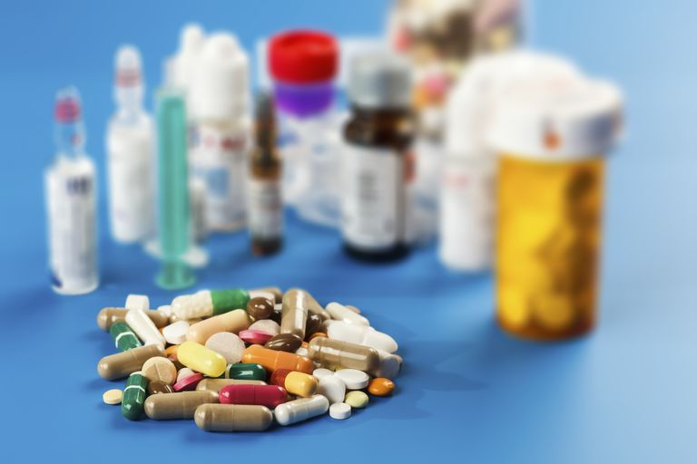 Too Many Medications Can Cause Confusion