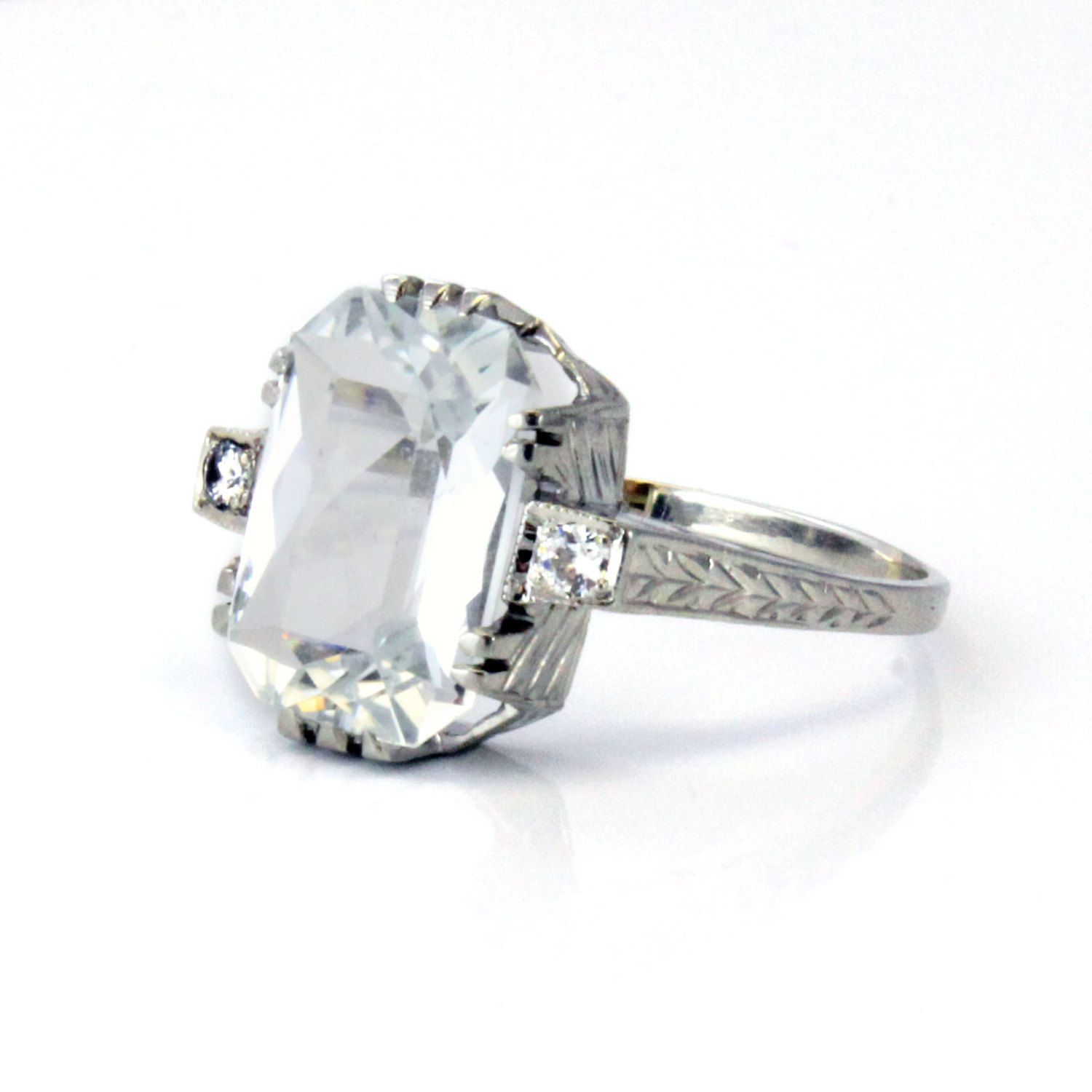 ring gemstone new diamond in rings and gold sapphire wedding white engagement halo jewellery cqsnvew promise micropave