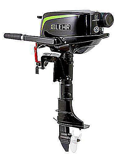 Lehr Propane Outboard
