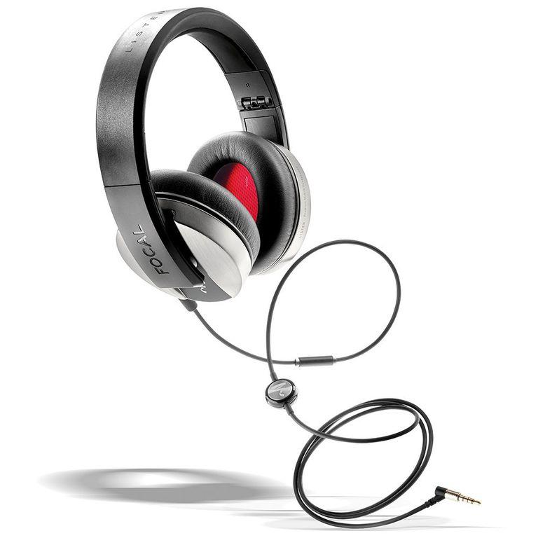 Focal Listen Closed Back Over-Ear Headphones