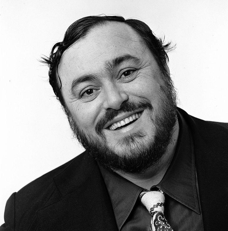 Luciano Pavorotti
