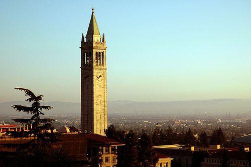 UC Berkeley Tower