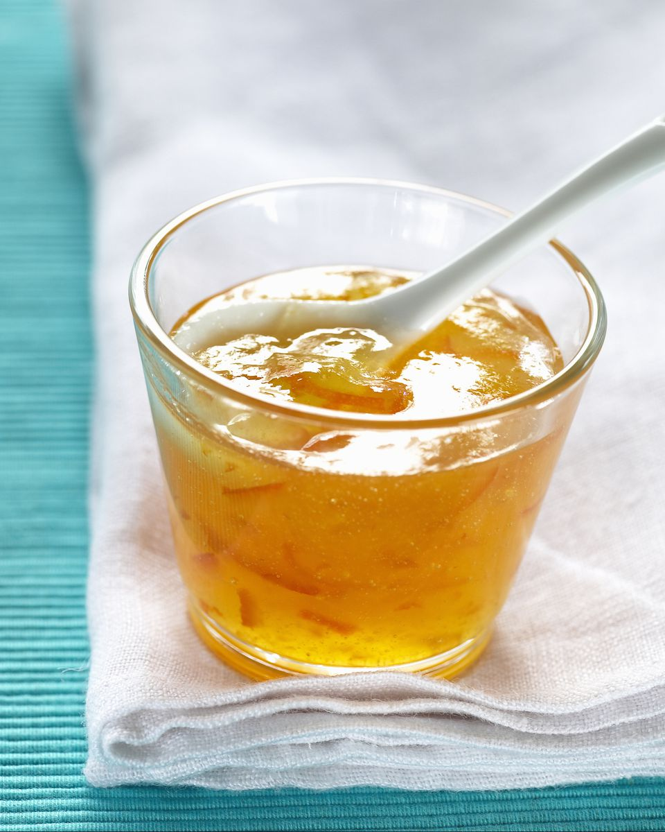 Triple citrus marmalade