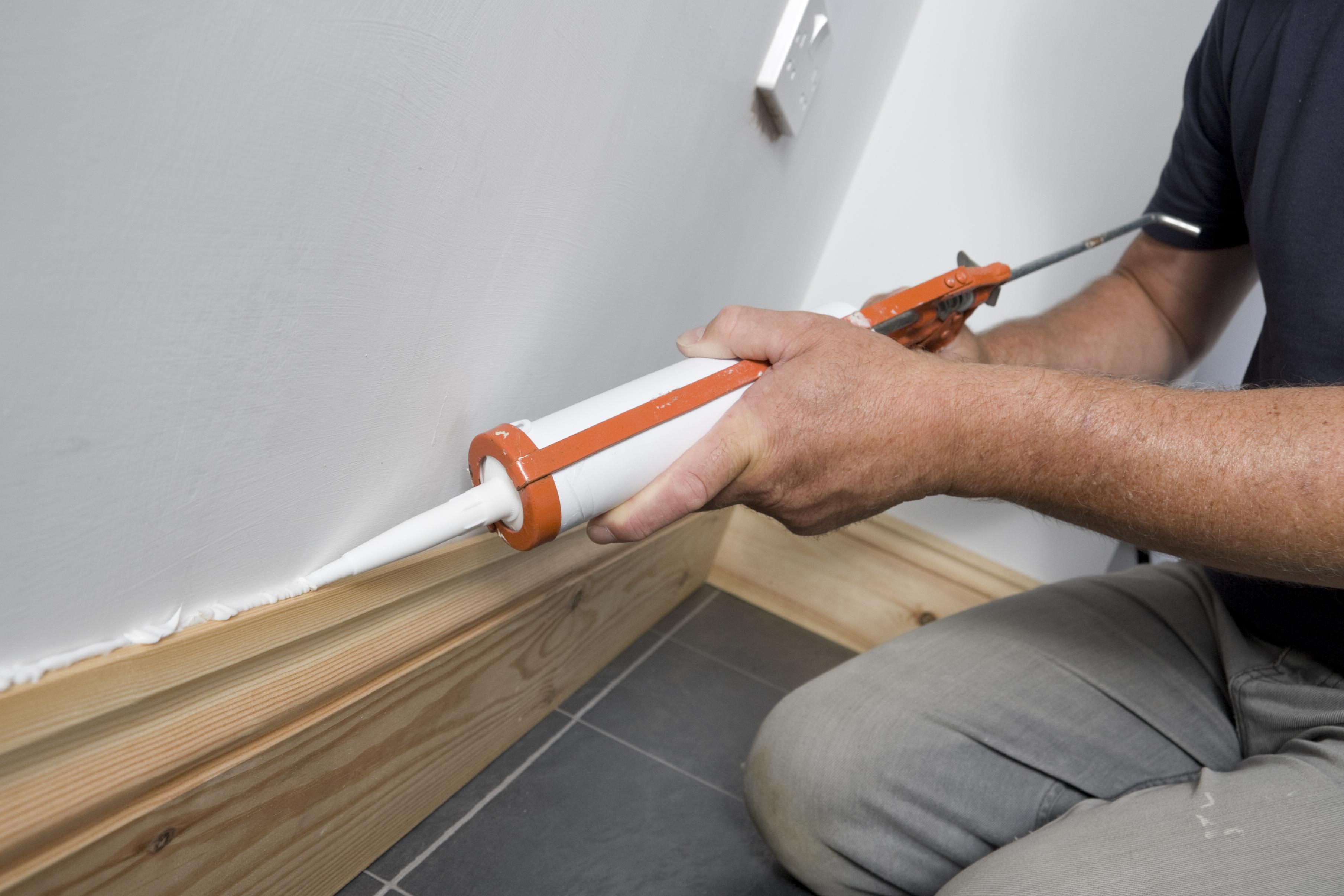 Caulking Baseboard Solutions