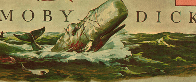 the character analysis of ishmael in herman melvilles novel moby dick Guide to the classics: moby-dick, by herman melville  ishmael turns out to be less a character than a  favourite book moby-dick is not melville's .
