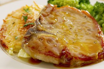 The Perfect Savory N Sweet Mustard Sauce For Pork