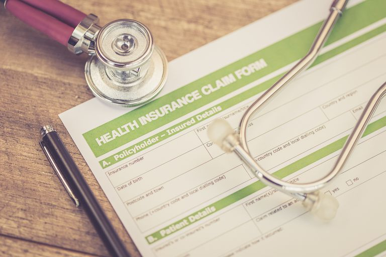 Health insurance form