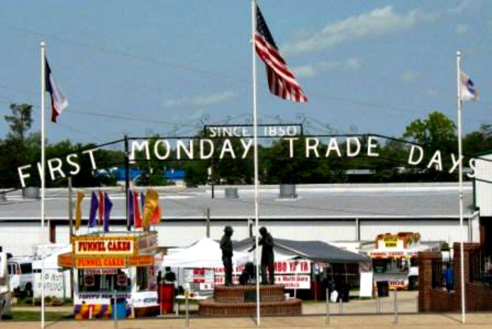 First Monday Trade Days, a Canton Texas flea market