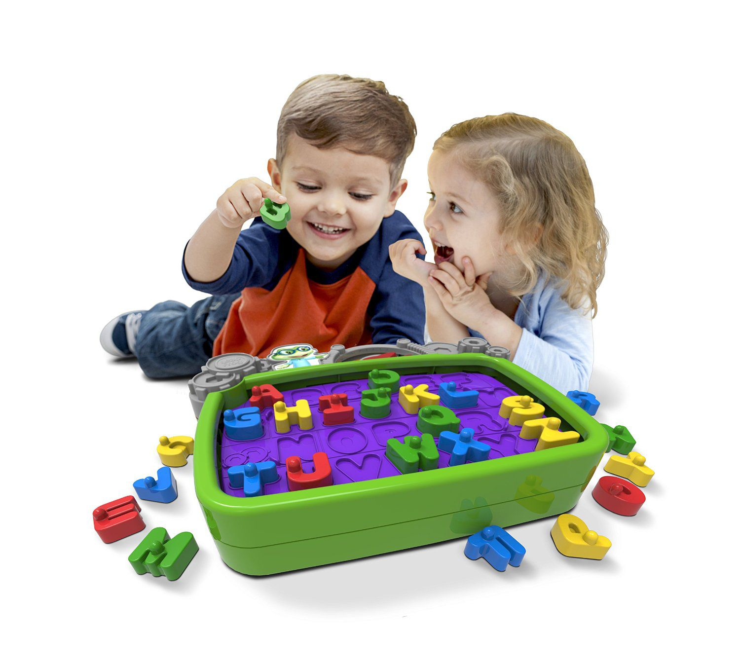 Toys For Learning Letters and Numbers