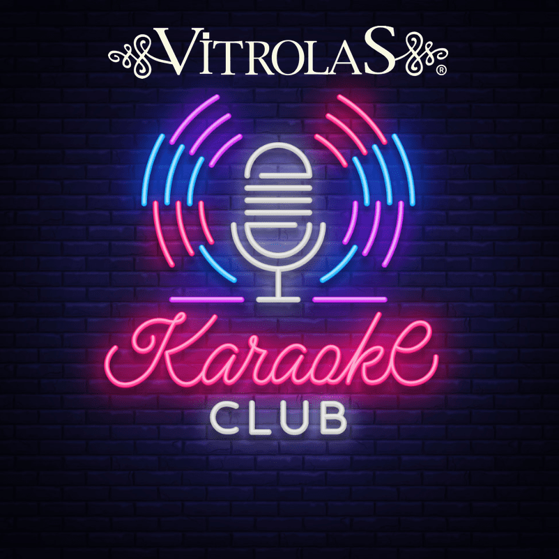 Vitrolas Club Logo
