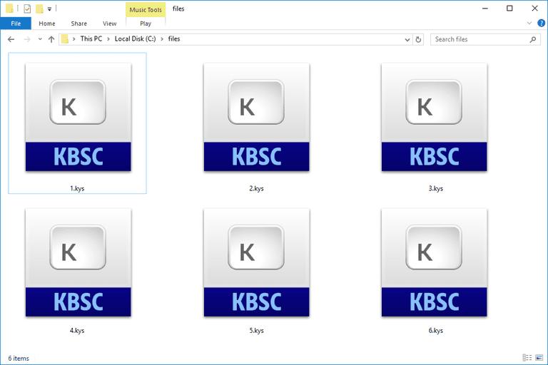 KYS Files