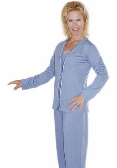 Cool-Jams Wicking Pajama Set