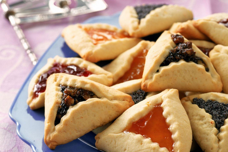 Recipe for Jewish Hamantaschen Cookies