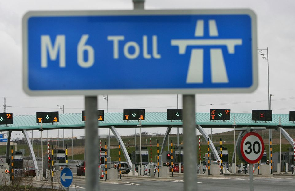 Modern toll collection methods have made travel on toll roads easier for vacationers.