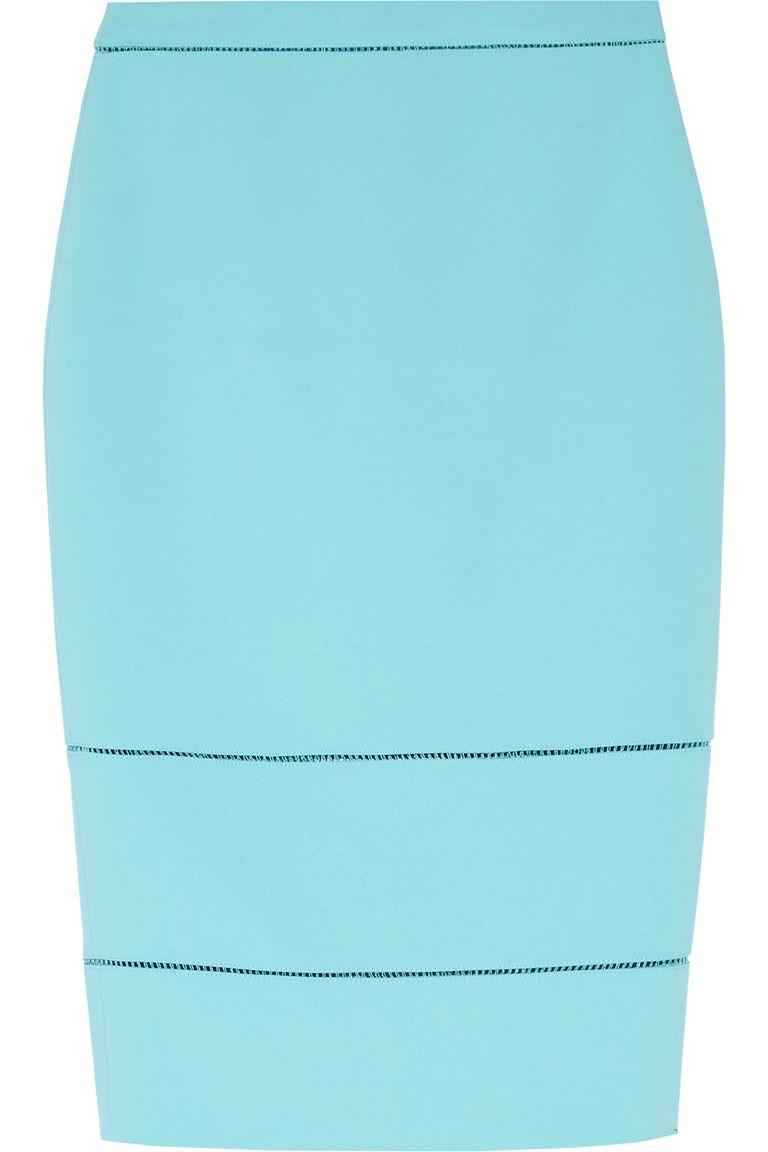 Colorful Pencil Skirt