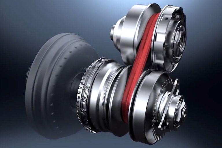 "Nissan's ""Xtronic"" CVT transmission"