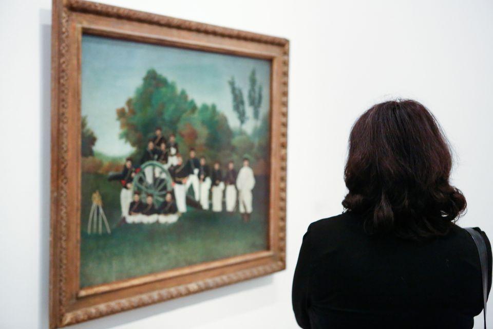 The Deutsche Guggenheim is free on Mondays