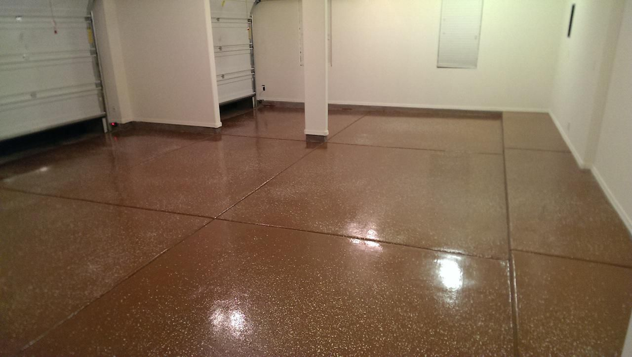 Insulating garage floors with plywood and rigid foam how to choose the best floor tiles for your garage dailygadgetfo Gallery