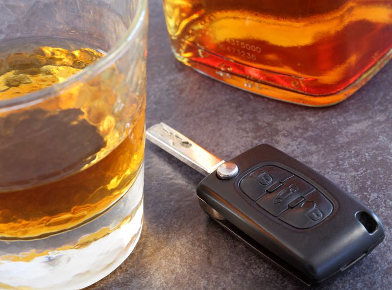 Drink and Car Key