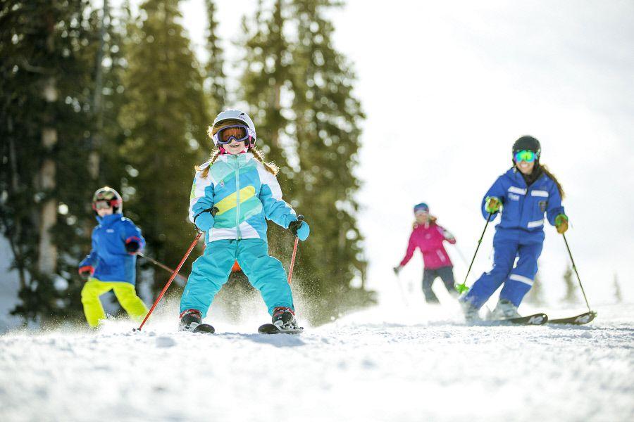 Keystone kids ski free