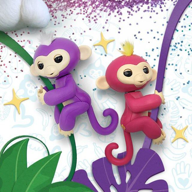 Fingerlings monkeys
