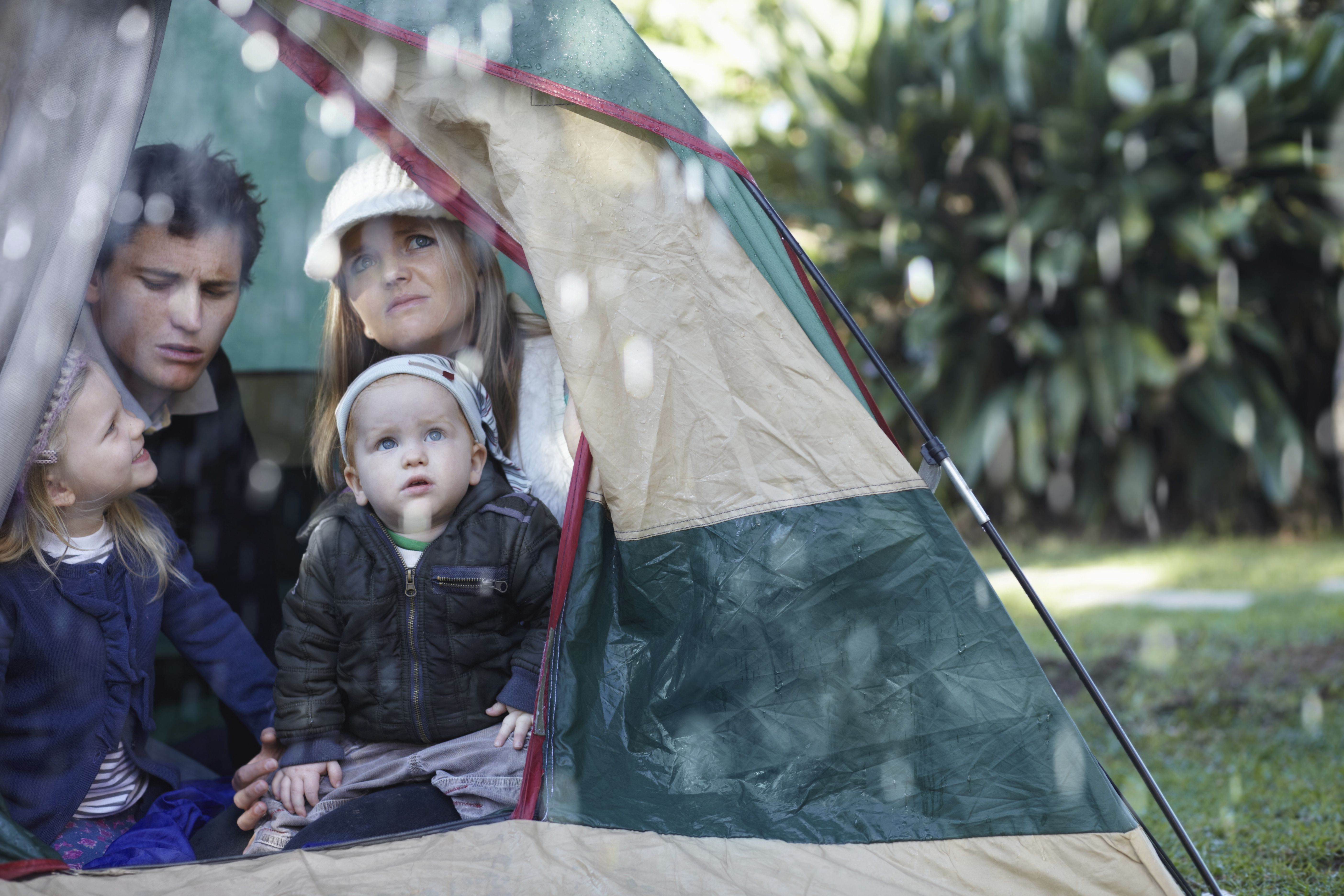 Camping Basics: How to Set Up a Campsite