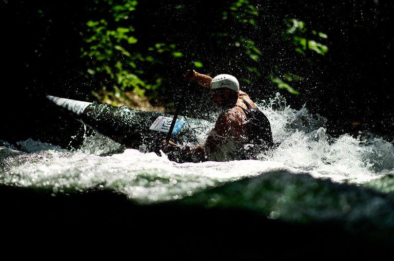 ICF Canoe Slalom Worldcup Augsburg