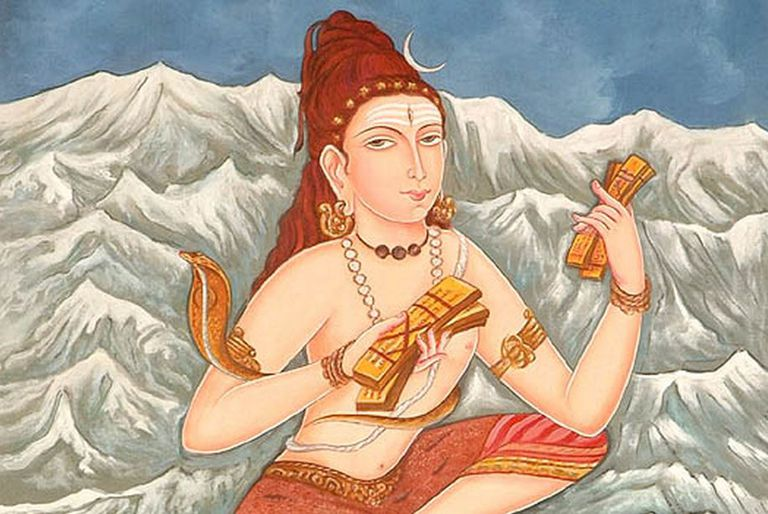 Dakshinamurthi Shiva